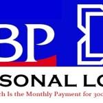 DBP Personal Loan