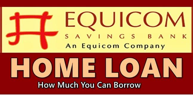 Equicom Bank Home Loan