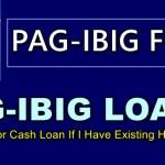 Pag-IBIG Loans