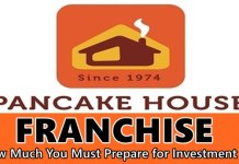 Pancake House Franchise