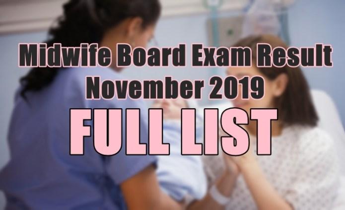 midwife board exam