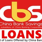 China Bank Savings Loans