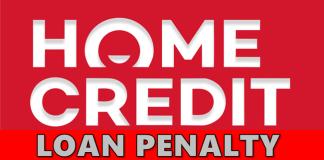 Home Credit Loan Penalty