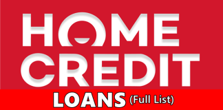 Home Credit Loans