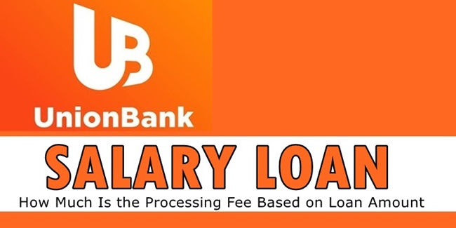 UnionBank Salary Loan