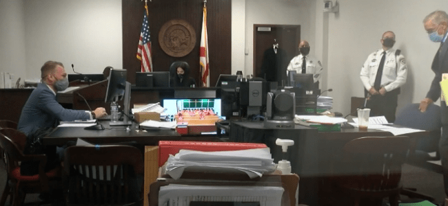 Zoom Court Hearing Interrupted By Naughty Video And Rap Music