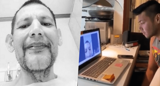 John Regala Finally Talks With Biological Son From The US