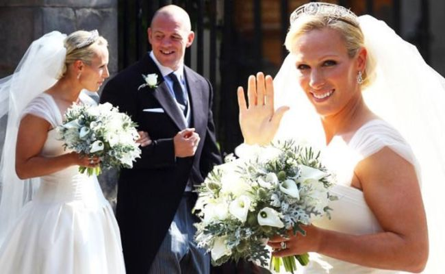 Zara Phillips Wedding To Mike Tindall Revisited What