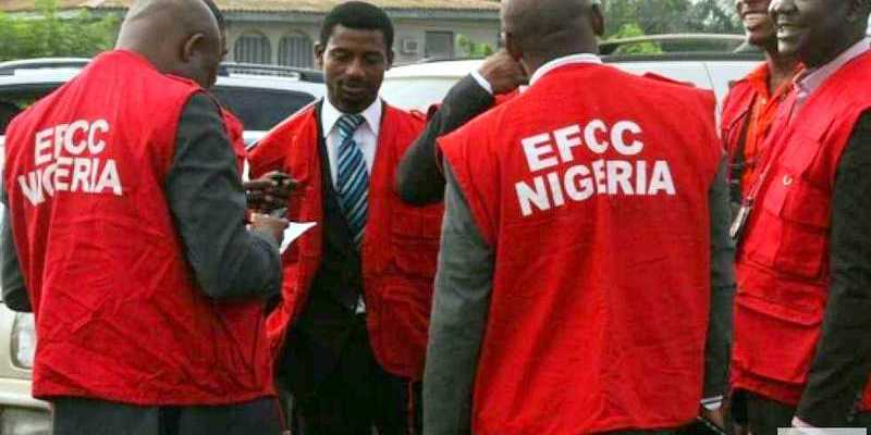 Image result for EFCC arraigns Ogun INEC officials over money laundering