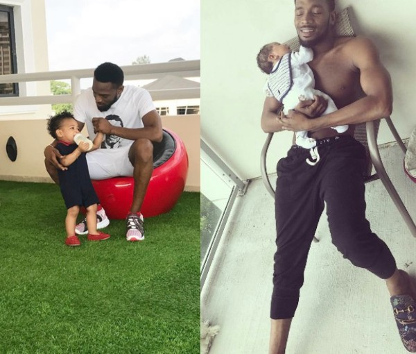 D'banj Loses His Son As Drowns At Home Pool