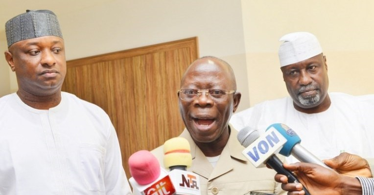 Image result for Why herdsmen are not responsible for killings of Nigerians – Oshiomhole