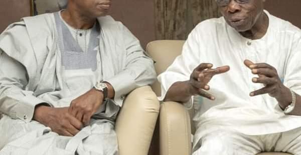 Dapo Abiodun, Obasanjo