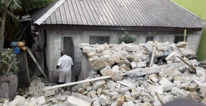 Building Collpses in Delta