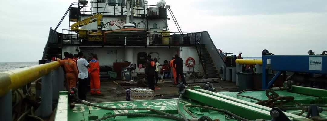 Oil Vessel