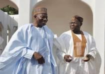 Jonathan,Obasanjo