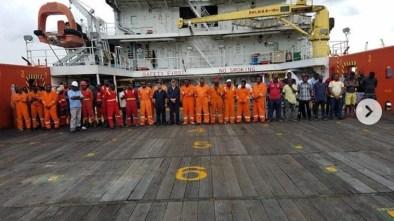 EFCC arrests oil thieves