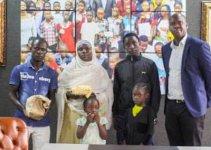 beggar receive N2m cash gift
