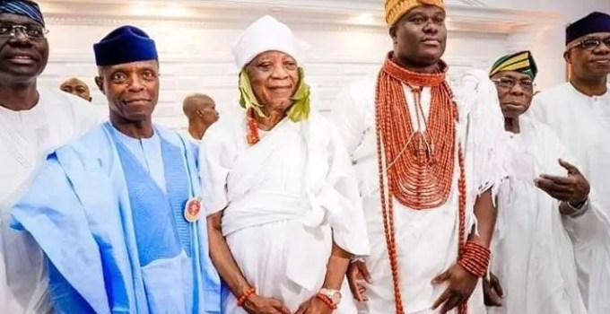 obasanjo and osinbajo
