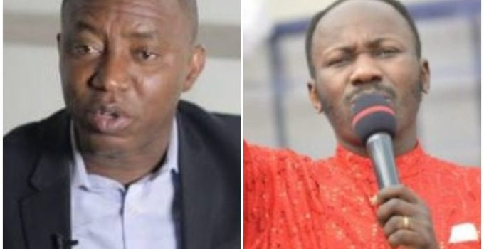 Apostle suleman and sowore