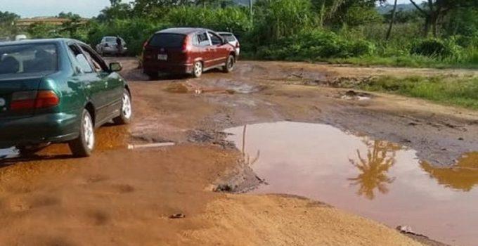 Ikere-Akure road