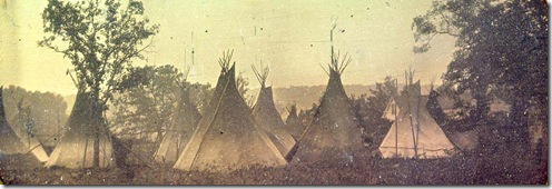 tepees