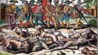 "from the Mexica Movement website Europeans first assaulted our Cemanahuac lands (""The Western Hemisphere"") with their terrorist attacks of 1492 (Columbus the pirate, enslaver, and genocidal murderer). In 1519 Europeans […]"