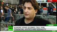 (MIRRORED) Subido por RussiaToday en 15/10/2011 A global outcry against corporate greed has risen up in almost a thousand cities worldwide. People have taken their anger to the streets, saying […]