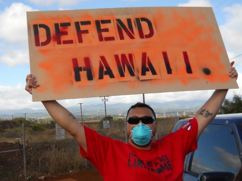 protect hawaii from science