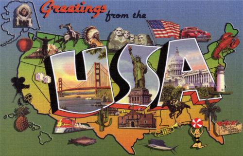 Trumps Triumph American Tourism Trump Slump