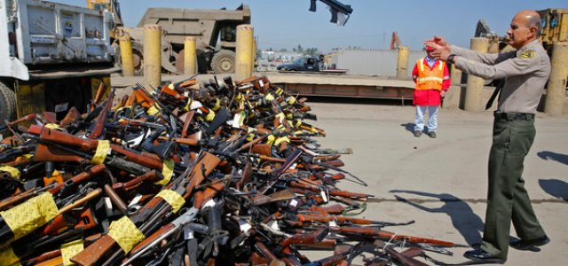Would it be possible to disarm the entire American population, if the Second Amendment was repealed and all firearms were made illegal for civilian ownership and use? NO! While normally […]