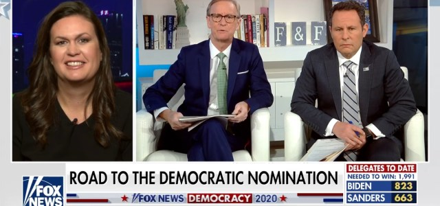 """https://www.youtube.com/watch?v=_dmoy7LqixE""""They didn't want Joe Biden, they settled for Joe Biden"""" Former White House press secretary and Fox News contributor Sarah Sanders says Democrats have 'settled' for Joe Biden while President […]"""