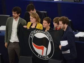 politicians is ANTIFA a political party are ANTIFA violent riot protestors