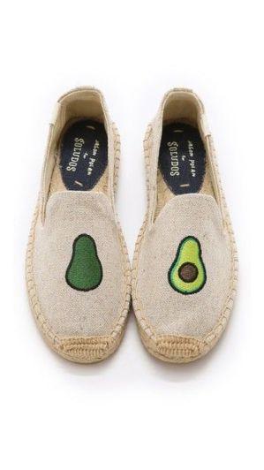 avocado shoes