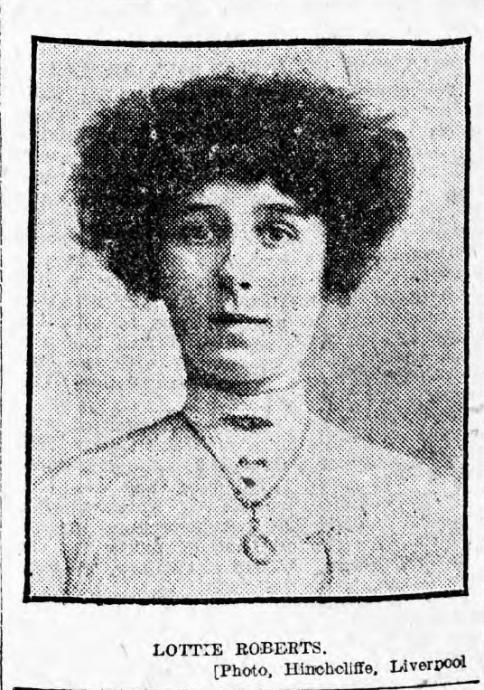 Lottie Roberts, 20.