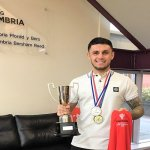 Punching plumber targets Commonwealth Games after stunning Team GB victory