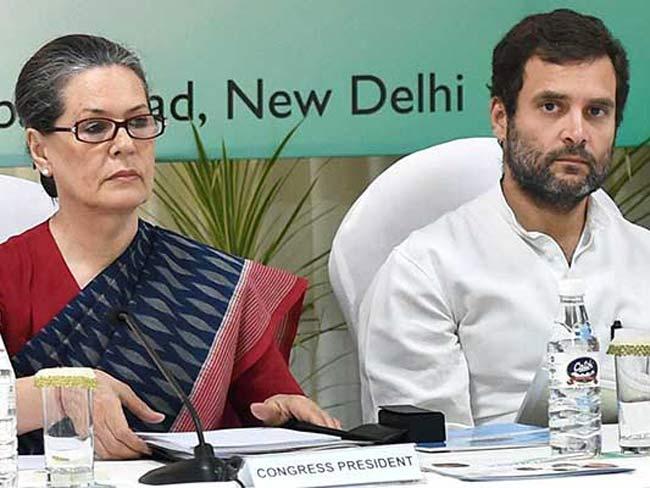 कंगाल हो रही है कांग्रेस, 2019 में मोदी से मुकाबला के लिए भी कम पड़ेंगे पैसे!