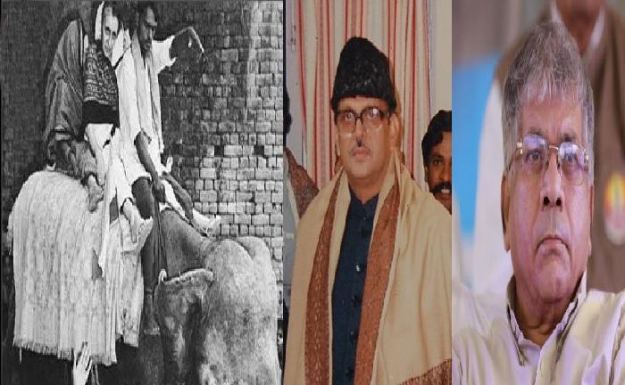 आपातकाल, वीपी सिंह, दलित और 'किराए के टट्टू'