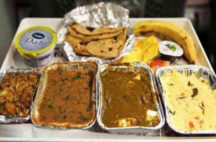 ट्रेन में सफर करने से पहले खाने का रेट लिस्ट जान लें