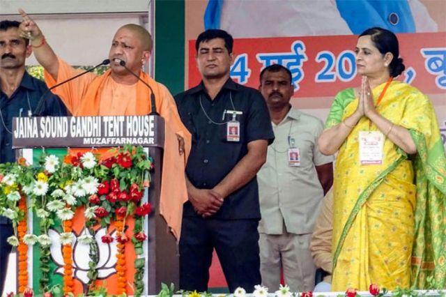 योगी का 'वो' भाषण जिसने कैराना में बीजेपी को हरा दिया!