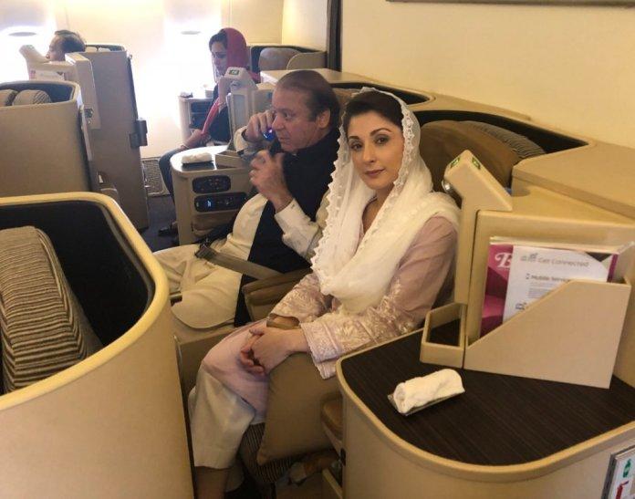 पाकिस्तान की राजनीति में मरियम की बोलती है तूती, अरबपति है नवाज शरीफ की यह खूबसूरत बेटी