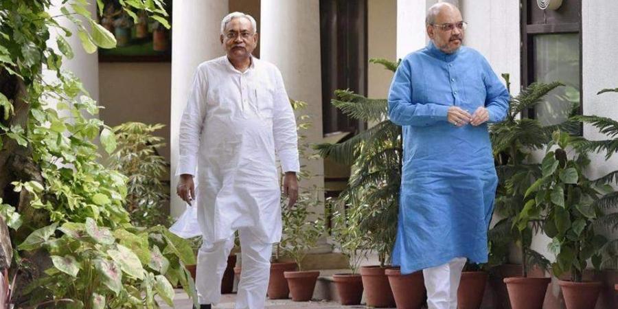 बिहार: अमित शाह को नीतीश कुमार ने दिए 15 अगस्त तक का डेडलाइन?