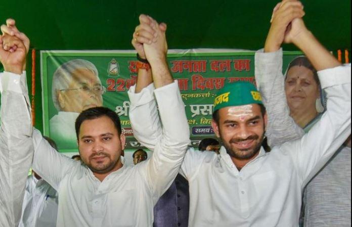 बिहार: तेजस्वी के लिए 'चाचा' चुनौती या 'भैया'?