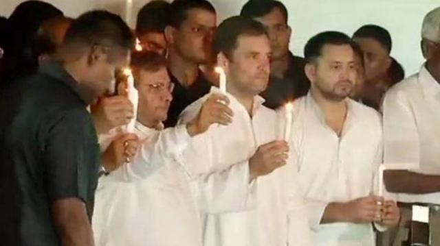 मुजफ्फरपुर कांड: 'चाचा' शर्मिंदा हैं, मगर 'भतीजे' का खून खौल रहा है