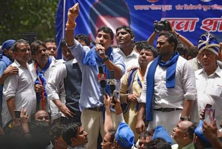 देश के 131 सांसदों और 1100 विधायकों को 'रावण' का अल्टीमेटम