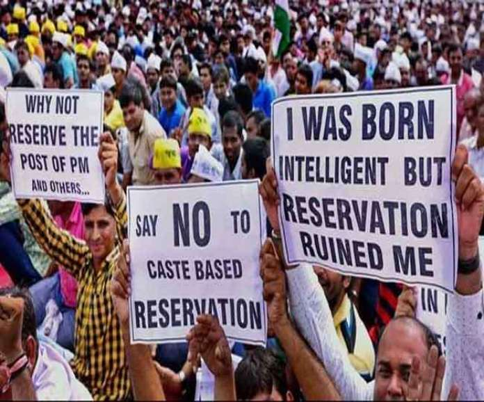 #reservation, #history of reservation in india, #reservation in india, #sawarn
