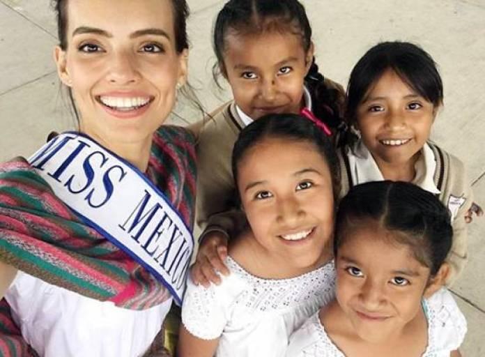 Miss World 2018 वनेसा को जानिए, जो आदिवासी बच्चों को पढ़ाती हैं