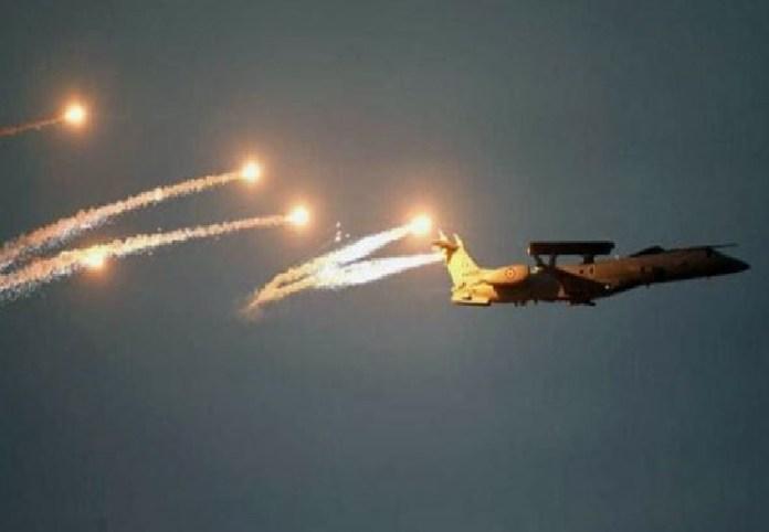 India air stike mirage loc india pakistan air force pok balakot muzaffarabad