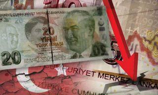 Συνεχίζεται η κατρακύλα για την τουρκική λίρα