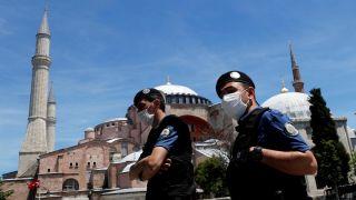 Κορονοϊός: Ρεκόρ ημερήσιων κρουσμάτων στην Τουρκία το Σάββατο