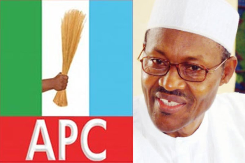 Image result for apc and buhari